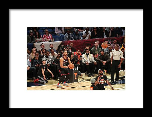 Event Framed Print featuring the photograph Eric Gordon by Joe Murphy
