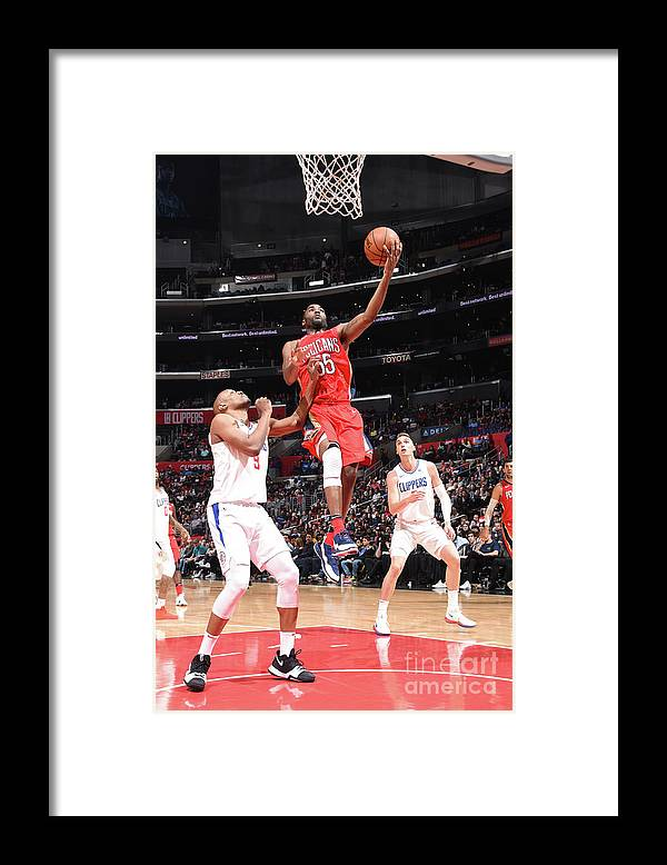 California Framed Print featuring the photograph E'twaun Moore by Andrew D. Bernstein