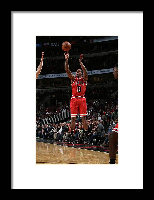 Isaiah Canaan Framed Print featuring the photograph Isaiah Canaan by Gary Dineen