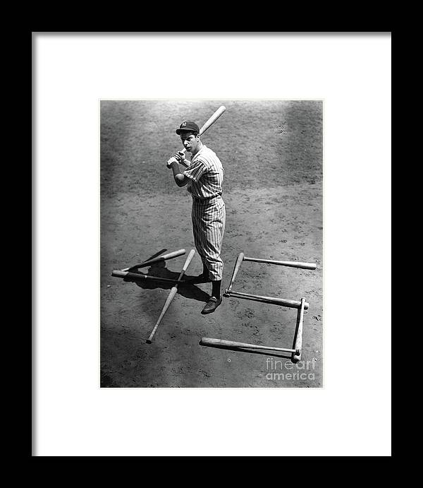 People Framed Print featuring the photograph Joe Hall by Transcendental Graphics