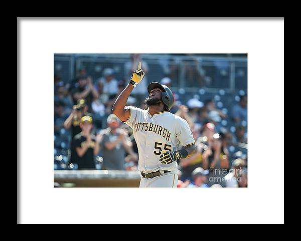 Three Quarter Length Framed Print featuring the photograph Josh Bell by Denis Poroy
