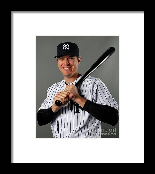 Media Day Framed Print featuring the photograph Kelly Johnson by Elsa