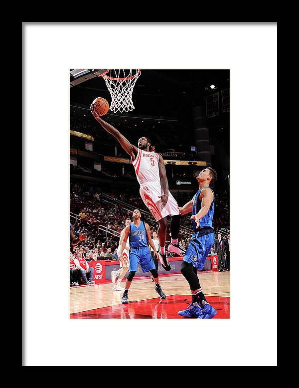 Nba Pro Basketball Framed Print featuring the photograph Montrezl Harrell by Bill Baptist