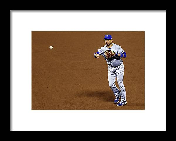 San Francisco Framed Print featuring the photograph Omar Infante by Elsa