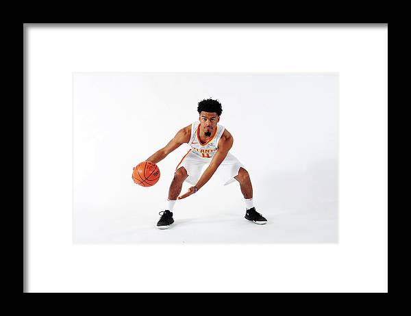 Atlanta Framed Print featuring the photograph Quinn Cook by Scott Cunningham