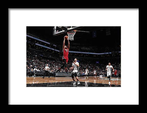 Nba Pro Basketball Framed Print featuring the photograph Rodney Mcgruder by Nathaniel S. Butler