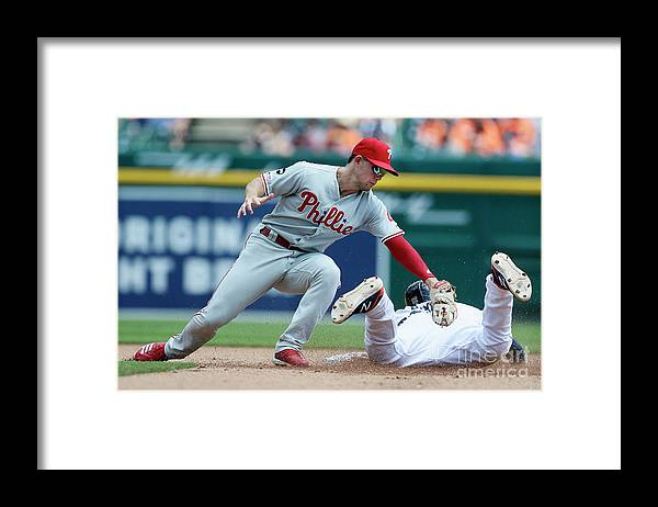 People Framed Print featuring the photograph Scott Kingery by Duane Burleson