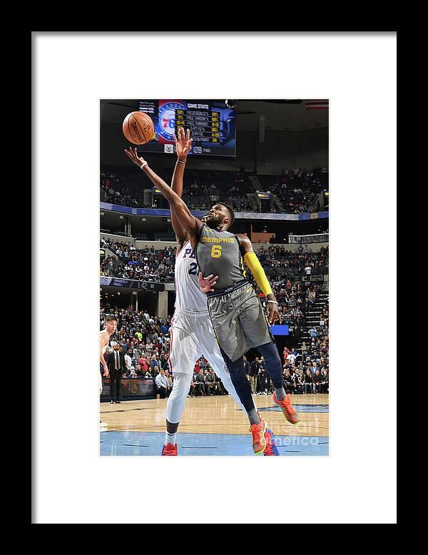 Nba Pro Basketball Framed Print featuring the photograph Shelvin Mack by Jesse D. Garrabrant