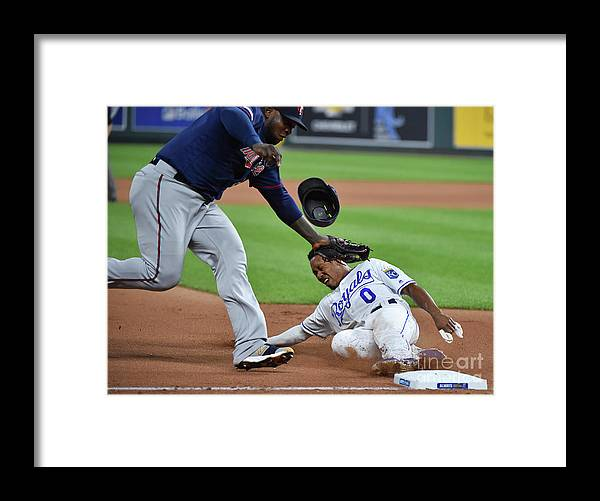 People Framed Print featuring the photograph Terrance Gore by Ed Zurga