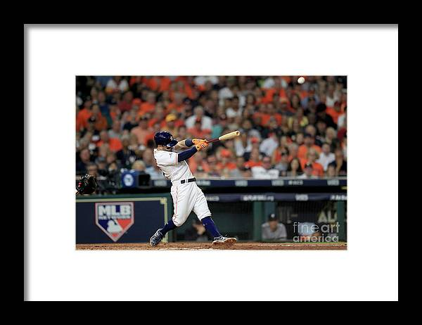 Championship Framed Print featuring the photograph Tommy Kahnle by Ronald Martinez