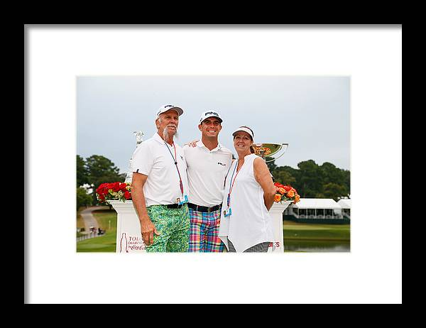 Atlanta Framed Print featuring the photograph TOUR Championship by Coca-Cola - Final Round by Kevin C. Cox