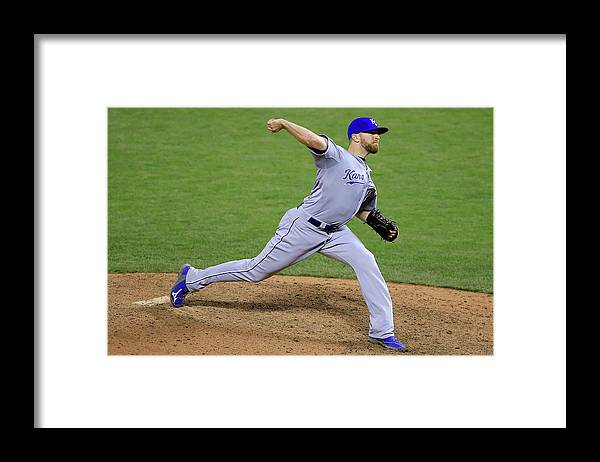 San Francisco Framed Print featuring the photograph Wade Davis by Jamie Squire