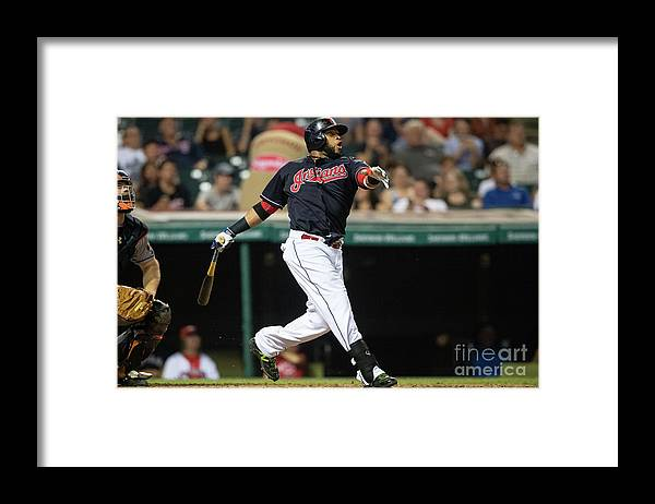 People Framed Print featuring the photograph Carlos Santana by Jason Miller