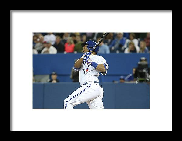 Three Quarter Length Framed Print featuring the photograph Jay Rogers by Tom Szczerbowski