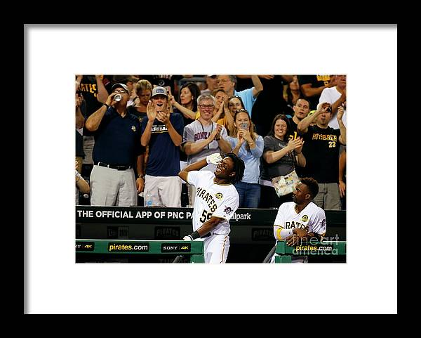 Three Quarter Length Framed Print featuring the photograph Josh Bell by Justin K. Aller