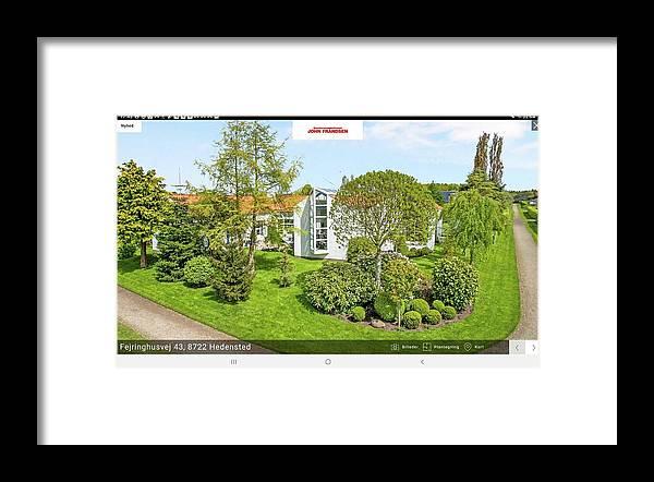 See Www.johnfrandsen.dk - Contact Dbh@johnfrandsen.dk Framed Print featuring the mixed media See www.johnfrandsen.dk - contact dbh@johnfrandsen.dk by Asbjorn Lonvig