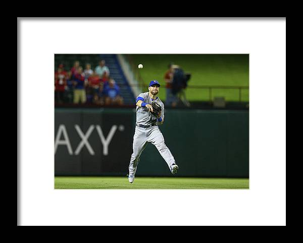 People Framed Print featuring the photograph Alex Gordon by Ronald Martinez