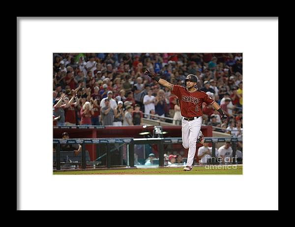 People Framed Print featuring the photograph David Peralta by Jennifer Stewart