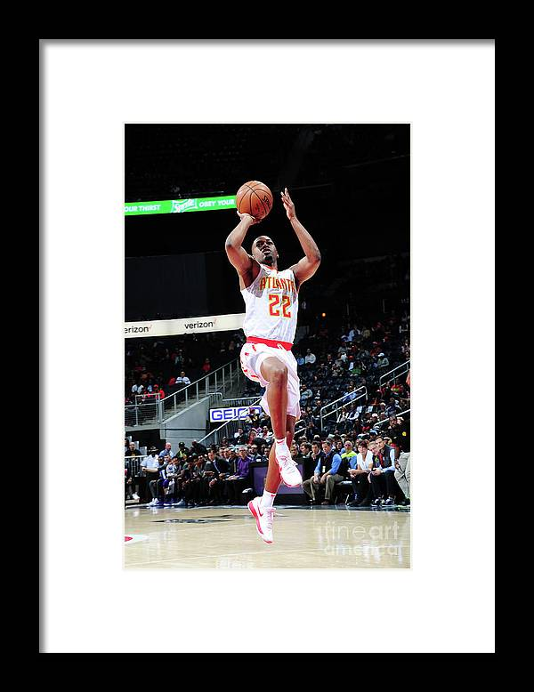 Atlanta Framed Print featuring the photograph Isaiah Taylor by Scott Cunningham