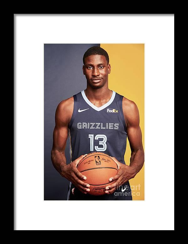 Nba Pro Basketball Framed Print featuring the photograph Jaren Jackson by Jennifer Pottheiser