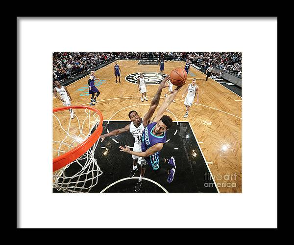 Nba Pro Basketball Framed Print featuring the photograph Jeremy Lamb by Nathaniel S. Butler