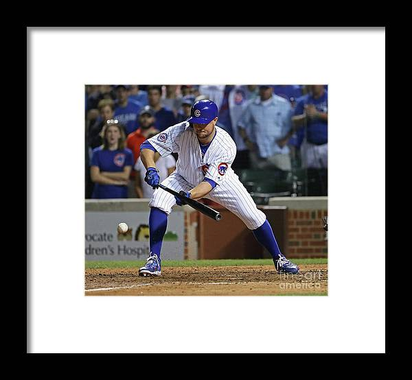 People Framed Print featuring the photograph Jon Lester by Jonathan Daniel
