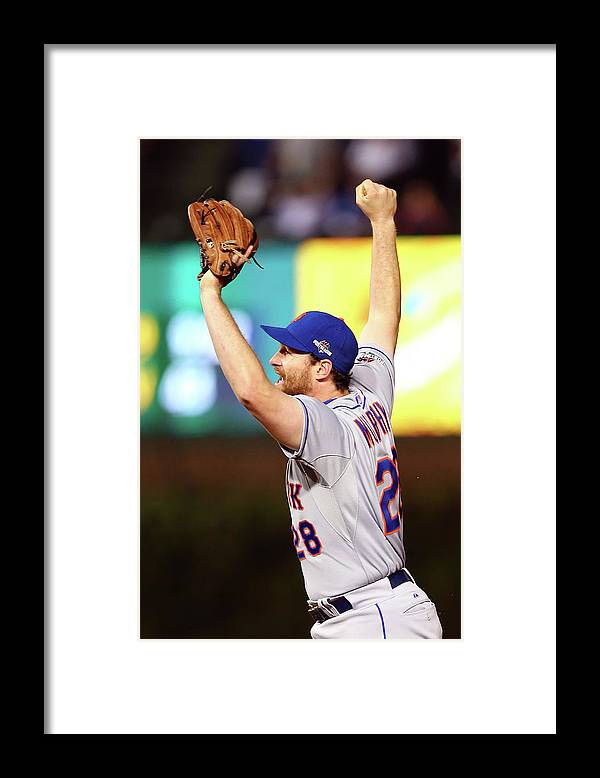 People Framed Print featuring the photograph Daniel Murphy by Elsa