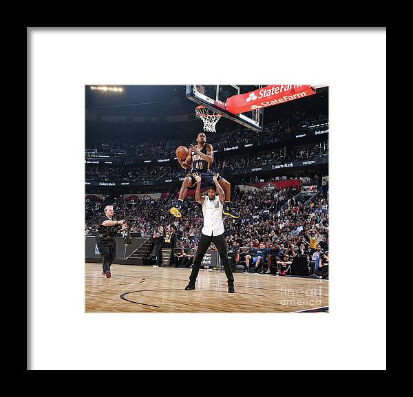 Event Framed Print featuring the photograph Glenn Robinson by Nathaniel S. Butler