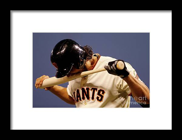 San Francisco Framed Print featuring the photograph Madison Bumgarner by Elsa