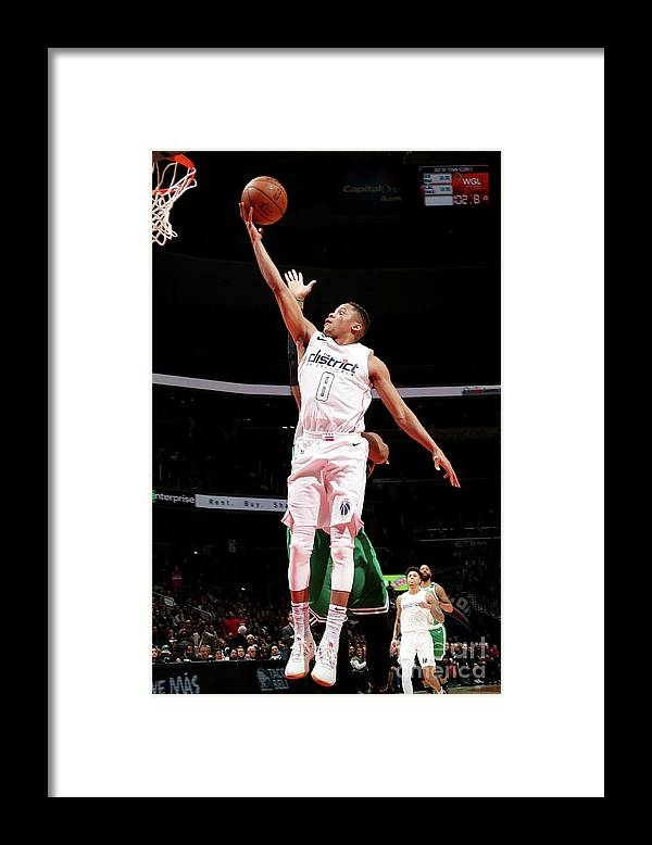 Nba Pro Basketball Framed Print featuring the photograph Tim Frazier by Ned Dishman