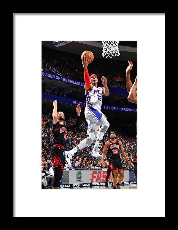 Nba Pro Basketball Framed Print featuring the photograph Tobias Harris by Jesse D. Garrabrant