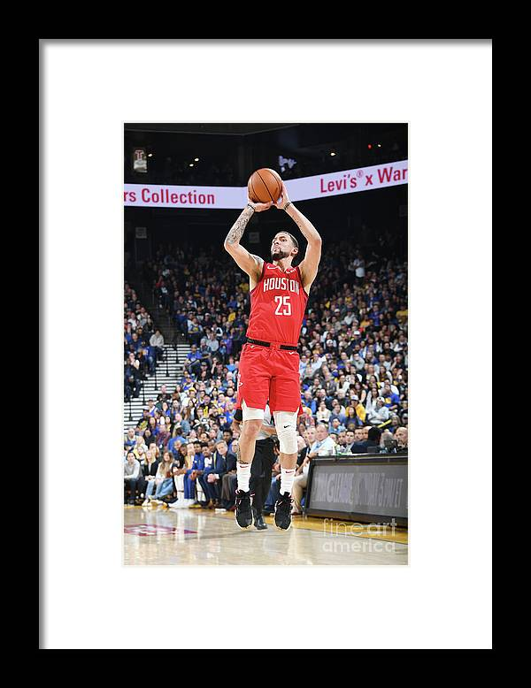 Nba Pro Basketball Framed Print featuring the photograph Austin Rivers by Andrew D. Bernstein