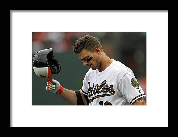 People Framed Print featuring the photograph Chris Davis by Patrick Smith