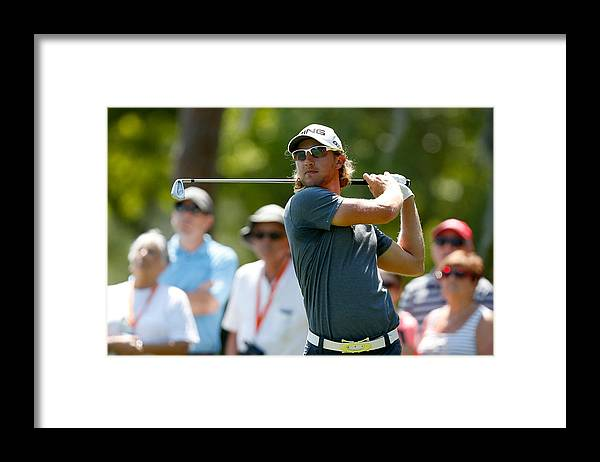 Florida Framed Print featuring the photograph Valspar Championship - Final Round by Mike Lawrie