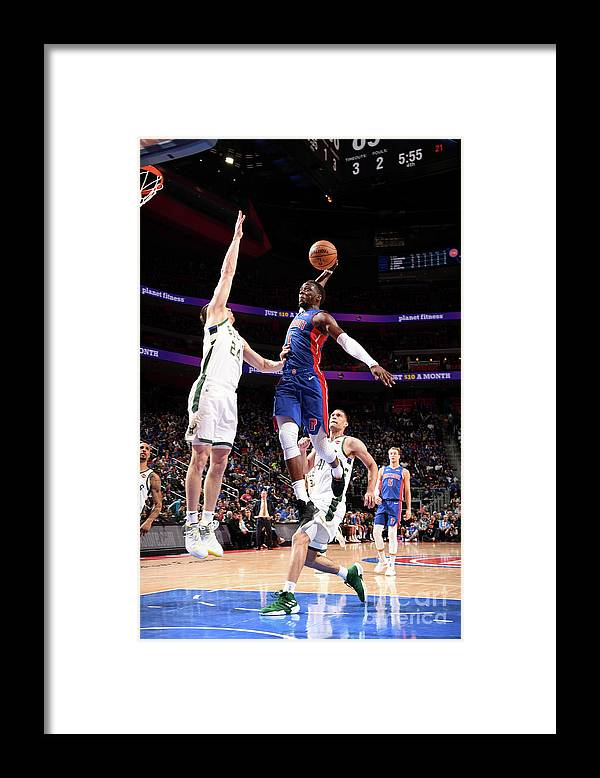 Playoffs Framed Print featuring the photograph Reggie Jackson by Chris Schwegler