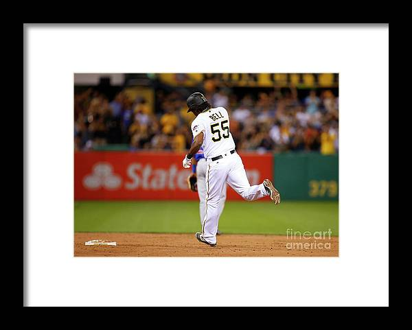 People Framed Print featuring the photograph Josh Bell by Justin K. Aller