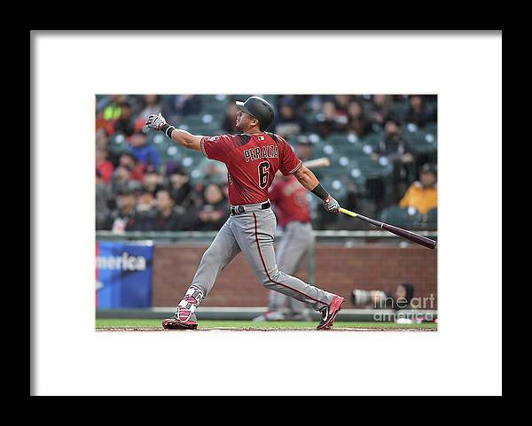 San Francisco Framed Print featuring the photograph A. J. Pollock by Thearon W. Henderson