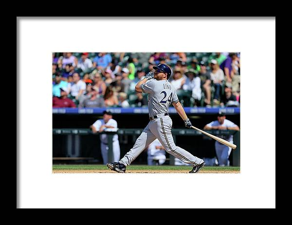 People Framed Print featuring the photograph Adam Lind by Justin Edmonds
