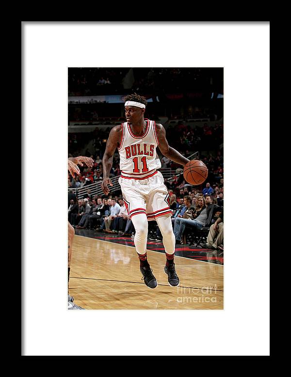 Nba Pro Basketball Framed Print featuring the photograph Anthony Morrow by Gary Dineen