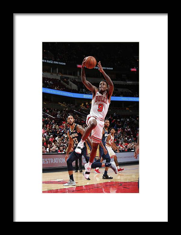Nba Pro Basketball Framed Print featuring the photograph Antonio Blakeney by Gary Dineen