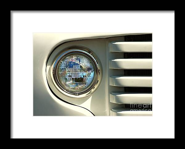 Automobile Framed Print featuring the photograph Auto Exposure by Dan Holm
