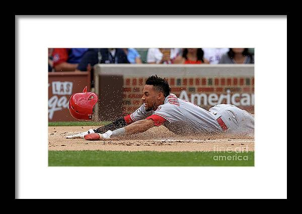Three Quarter Length Framed Print featuring the photograph Billy Hamilton by Dylan Buell