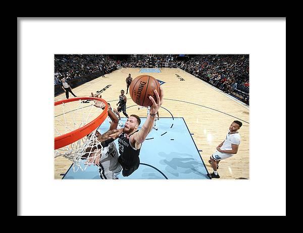 Nba Pro Basketball Framed Print featuring the photograph Blake Griffin by Joe Murphy