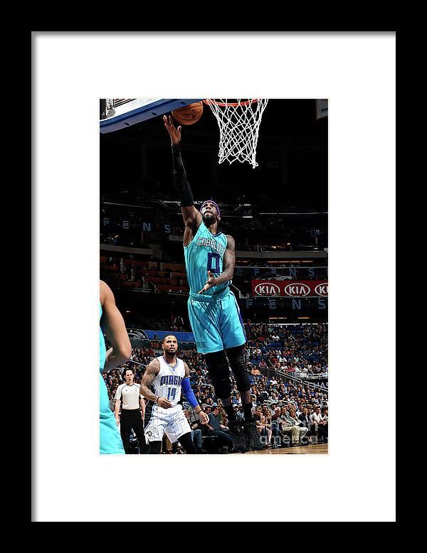 Nba Pro Basketball Framed Print featuring the photograph Briante Weber by Fernando Medina