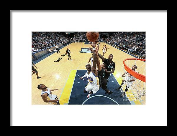 Nba Pro Basketball Framed Print featuring the photograph Briante Weber by Joe Murphy