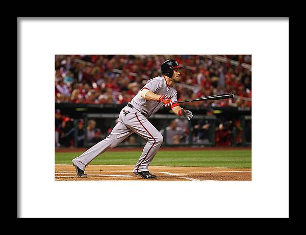 St. Louis Framed Print featuring the photograph Bryce Harper by Dilip Vishwanat