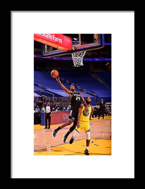 San Francisco Framed Print featuring the photograph Buddy Hield by Noah Graham
