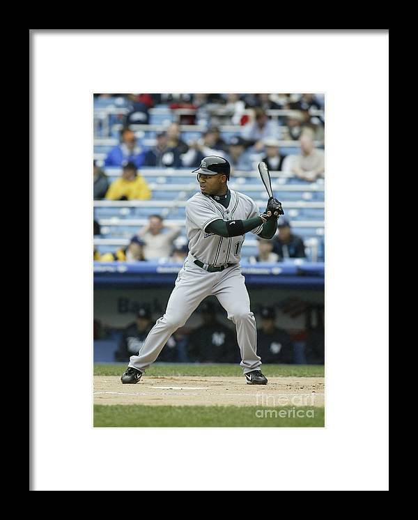 American League Baseball Framed Print featuring the photograph Carl Ray by Rich Pilling