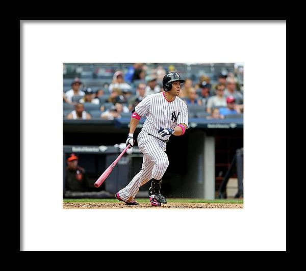 Mother's Day Framed Print featuring the photograph Carlos Beltran by Elsa