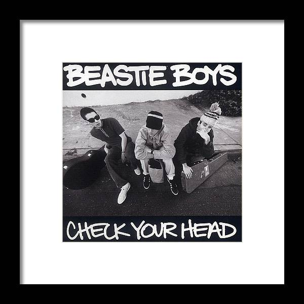 Check Your Head by Beastie Boys by Music N Film Prints